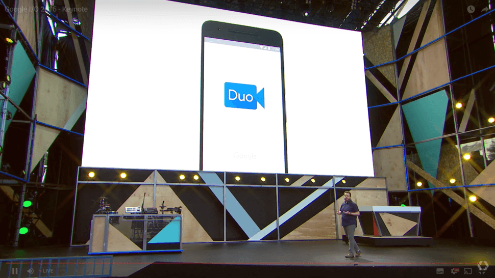 Google Duo, WhatsApp Facetime ve Skype Rakip Yolda