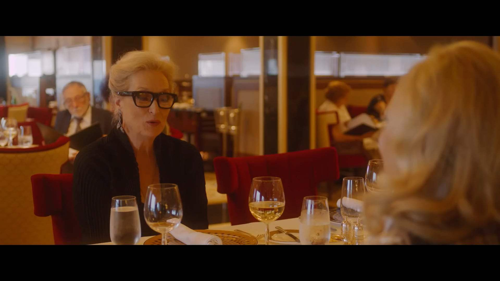 Let Them All Talk Trailer (2020) Screen Capture #4